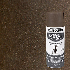 Spray Anticorrosivo Stops-Rust Texturado Café Otoñal 340 gr