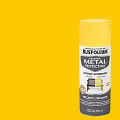 Pintura anticorrosiva en spray mate 340 gr Amarillo sol
