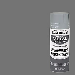 Pintura anticorrosiva en spray brillante 340 gr Gris