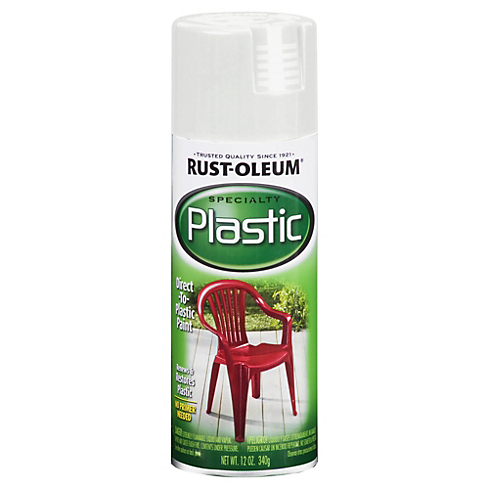 Spray Specialty Plástico Blanco 340 gr Rust-Oleum