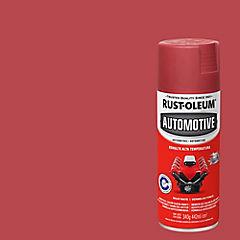 Pintura en spray para auto mate 340 gr Rojo