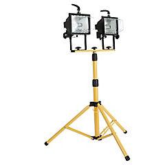 Trípode reflector 2x500W CE88B1