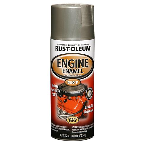 Spray Automotive Esmalte de Motor Aluminio 340 grRust-Oleum