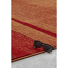 Alfombra Océano 120x170 cm rojo