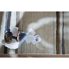 Alfombra Océano 160x230 cm beige