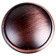 Perilla Cero cobre negro 30mm