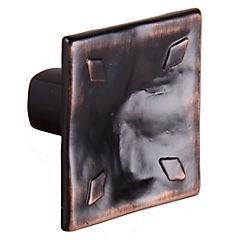 Perilla Natura cobre negro 30mm