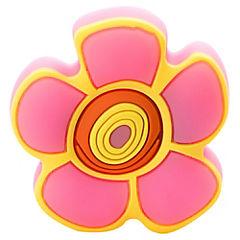 Perilla Flor rosa goma 40mm