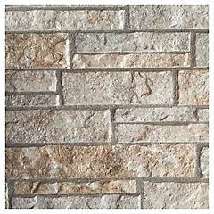 Revestimiento Muro 455 x 3030 mm Piedra Clara