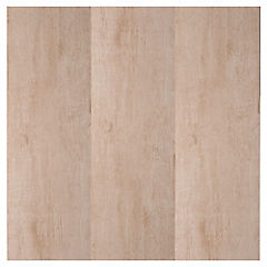 Porcelanato 15 x 90 cm Forest Oak White 1.08 m2