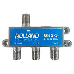 Splitter 3 vías 5 - 1000MHz Digital