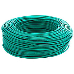 Cable/Free H07Z1-K 2,5 mm2 Verde 100 metros