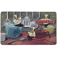Limpiapiés cocina Vive le Café 45x75 cm