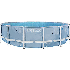 Set Piscina Estructural 457X107 + Accesorios