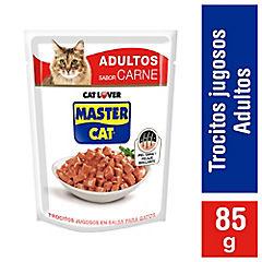 Sobre Trocitos Jugosos 85 gramos Carne