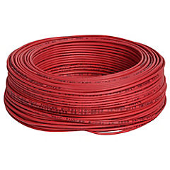 Cable/Free H07Z1-K 1,5 mm2 Rojo 100 metros