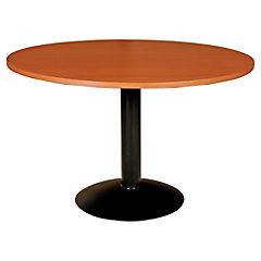 Mesa reunión redonda 90 cm Haya