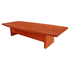 Mesa de dirección 75x150x450 cm cedro