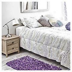 Bajada de cama 60x110 cm Púrpura