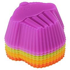 Set 8 moldes cupcake