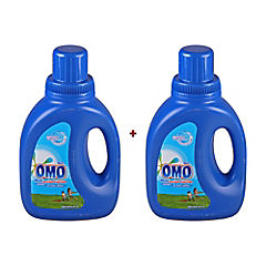 Combo 2 Omo líquido multiacción 3 litros