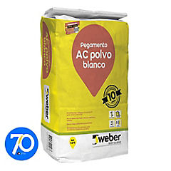Adhesivo en polvo 24,5 kg