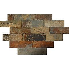 Piedra laja dimensionada 7,2 m2