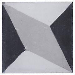 Baldosa Decorativa 21 x 21 cm Escalón 0.48 m2