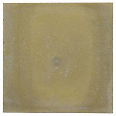 Baldosa 21 x 21 cm Lisa Amarilla 0.48 m2