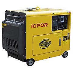 Generador 5 KVA Diesel KDE-6700TA