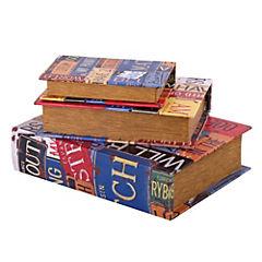 Set 3 Cajas Letreros