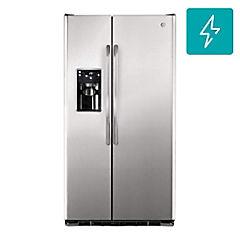 Refrigerador side by side 549 litros inox