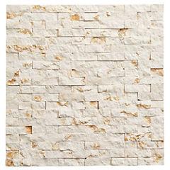 Malla Mosaico 30 x 28 cm Piedra Brick