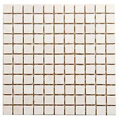 Malla Mosaico 30.5 x 30.5 cm Piedra Beige
