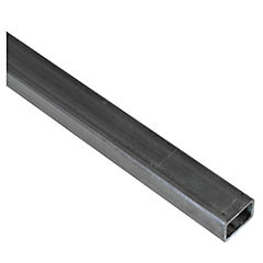 30 x 20 x 2 mm x 6 mt Tubo Galvanizado Rectangular