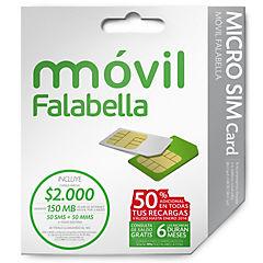 Kit Hab Móvil Falabella Micro