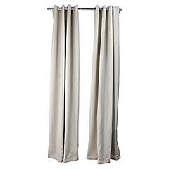 Set de cortinas Lucca 140x250 cm 2 paños arena