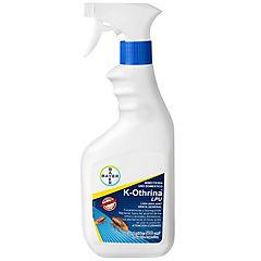 Insecticida para cucarachas y hormigas 500 ml spray