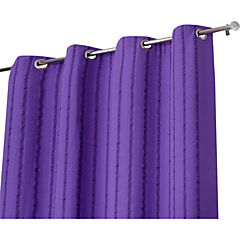 Set de cortinas 230x150 cm 2 piezas morado