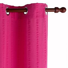 Set de cortinas 150x230 cm 2 piezas fucsia