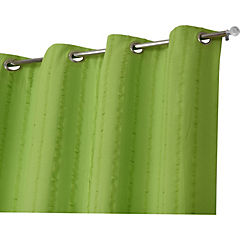 Set de cortinas 150x230 cm 2 piezas verde
