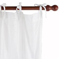 Velo Amarras 150x230 cm Blanco