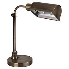Lámpara Escritorio Tendencia Bronce