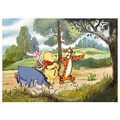 Papel fotomural Winnie Pooh 184x254 cm