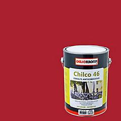 Esmalte anticorrosivo satinado 1 gl Rojo