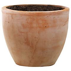Macetero redondo Terracota 24 x 26 cm