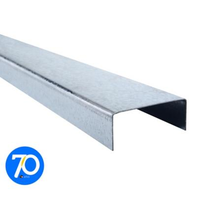 Perfil Estructural Metalcon Canal U 2x3x0 85x6 0metros