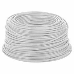 Cable eléctrico 10 AWG 100 m Blanco