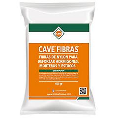 Bolsa 600 gr. Fibra para refuerzo de hormigón y mortero Cave Fibras