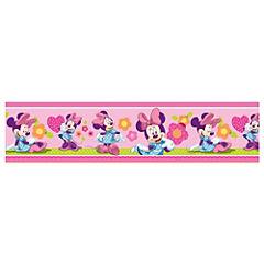 Guarda mural Minnie 17 cm x 5 mt